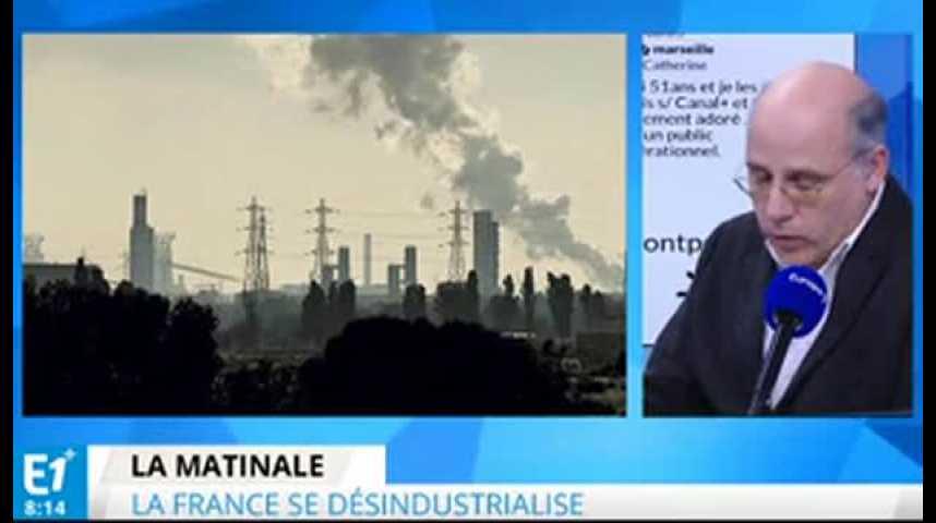 Illustration pour la vidéo Désindustrialisation de la France : l'Allemagne en cause