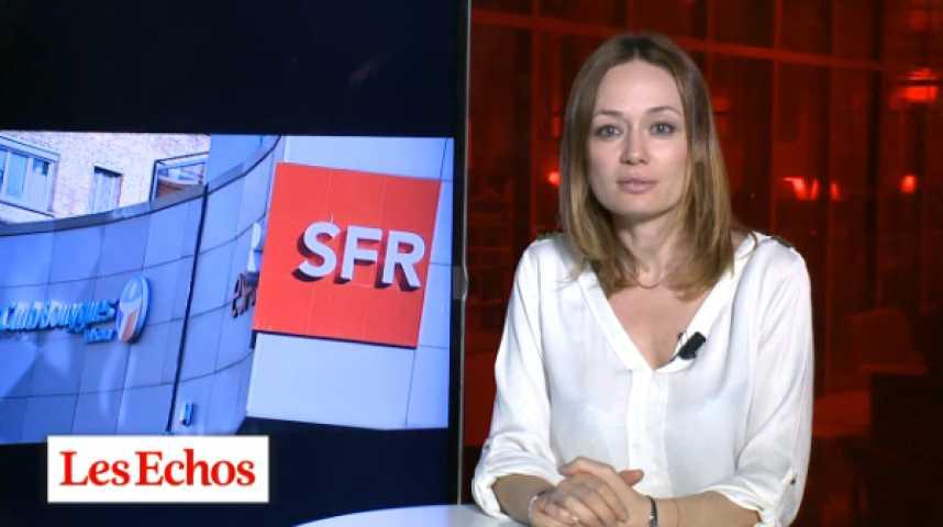 Illustration pour la vidéo Rapprochement SFR / Bouygues Telecom : quel serait l'impact sur les prix ?
