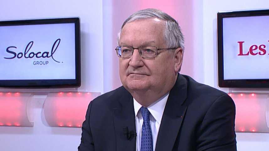 """Illustration pour la vidéo Patrick Artus (Natixis) : """"La BCE agit quatre ans trop tard"""""""