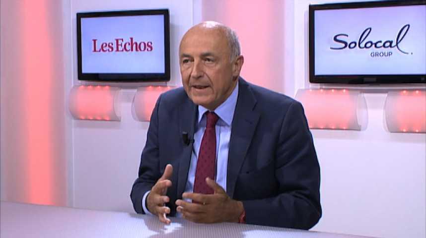 """Illustration pour la vidéo J-H Lorenzi : """"L'économie française passe avant tout !"""""""