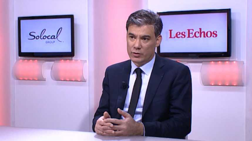 """Illustration pour la vidéo Olivier Faure (PS) : """"Le chef de l'Etat doit être en tête de la manifesation en hommage à Charlie Hebdo"""""""