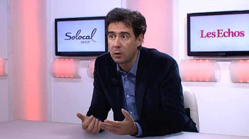 """Illustration pour la vidéo O. Aizac : """"La consultation sur mobile sera majoritaire dès 2015"""""""
