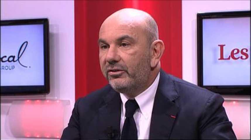 """Illustration pour la vidéo A-M Ballester (Sorin Group) : """"La France a compris que l'innovation est sa meilleure arme de compétitivité"""""""