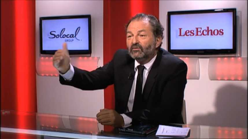 """Illustration pour la vidéo D. Olivennes : """"Le numérique doit atteindre 30 % du CA de Lagardère Active"""""""