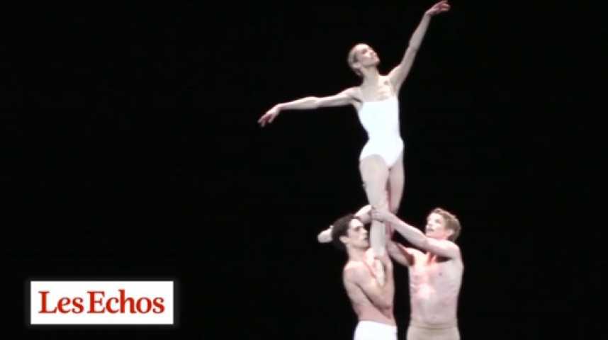 Illustration pour la vidéo Ballet : la 3e symphonie de Mahler, par John Neumeier. Une vie ramassée, magnifiée