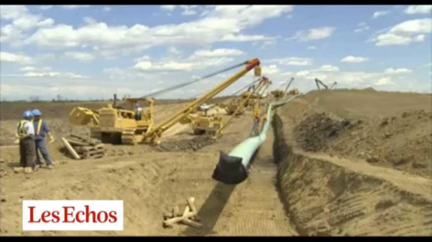 "Illustration pour la vidéo ""Keystone XL"": bataille de pipeline au Nebraska"