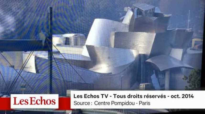 Illustration pour la vidéo Frank Gehry : les oeuvres-clés