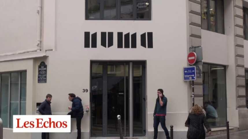 Illustration pour la vidéo Paris, la start-up academy : immersion dans la vie d'un incubateur
