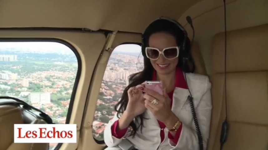 Illustration pour la vidéo Brésil : ma vie de millionnaire à Sao Paulo