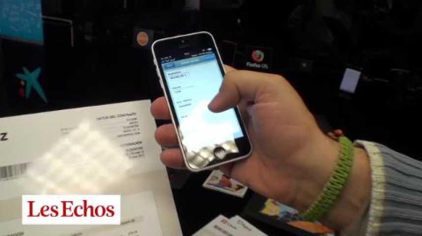 Illustration pour la vidéo Caixa : scanner sa facture avec son smartphone
