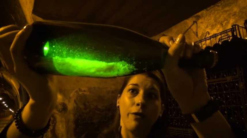 Illustration pour la vidéo Champagnes G.H. Mumm : dans les coulisses d'une usine à bulles