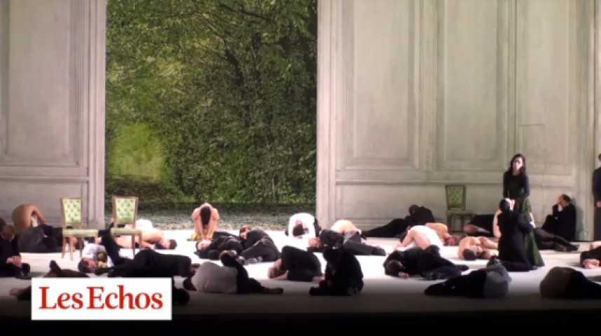 Illustration pour la vidéo Dans les coulisses d'un Opéra : Alcina de Haendel