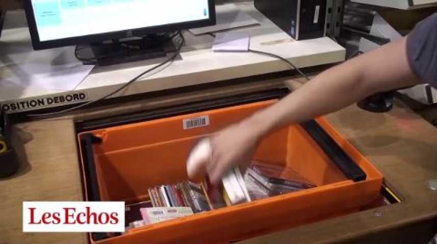 Illustration pour la vidéo Dans les coulisses de Fnac.com... commande et livraison express pour Noël