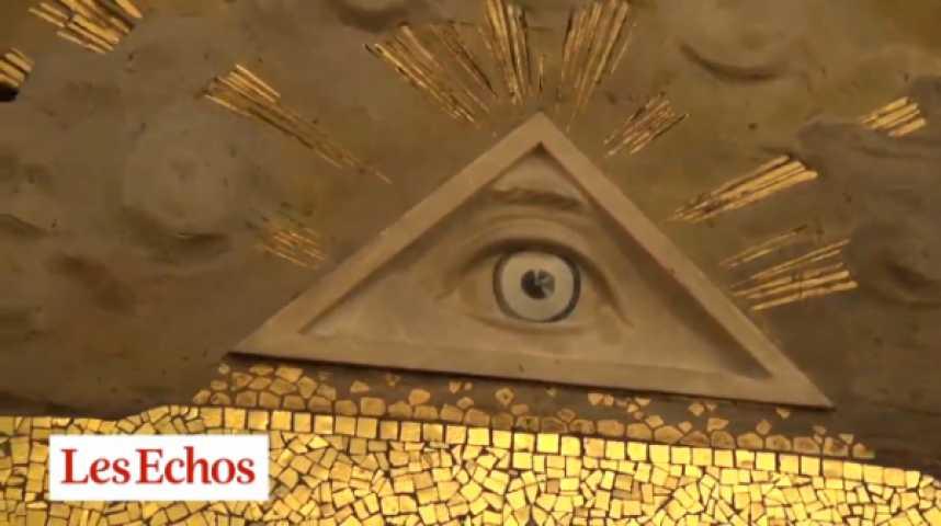 Illustration pour la vidéo Dans les coulisses d'une loge maçonnique... au Grand Orient de France
