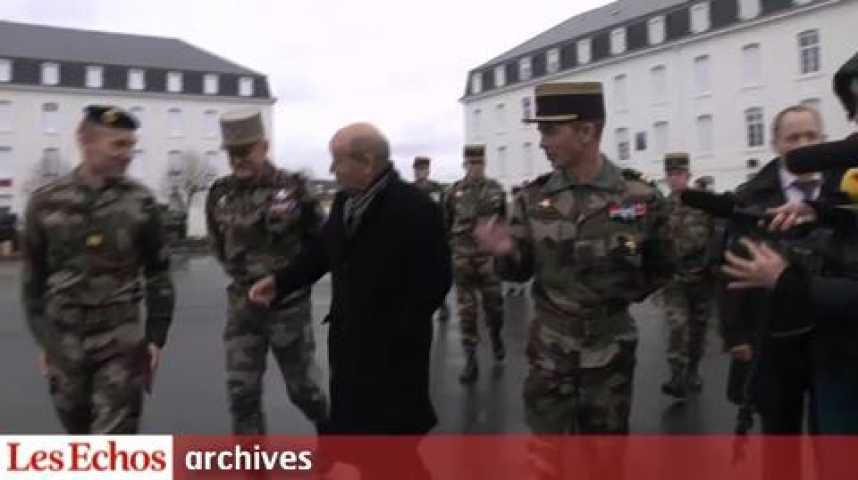 Illustration pour la vidéo Armement : la France courtise Abou Dhabi