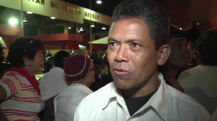 Illustration pour la vidéo Hugo Chavez : le Venezuela en émoi