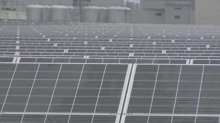 Illustration pour la vidéo Fukushima : 2 ans après, le nucléaire séduit aussi