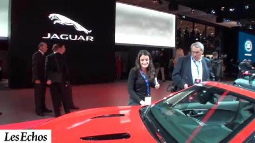 Illustration pour la vidéo Les voitures les plus luxueuses du Mondial de l'Auto