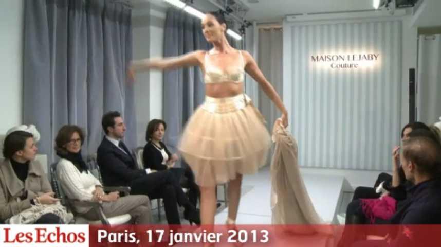 Illustration pour la vidéo Lejaby : luxe, relance et volupté