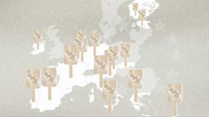 Illustration pour la vidéo Les agences de notation, mode d'emploi - AFP