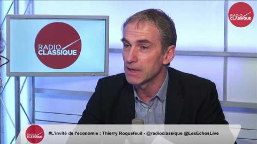 Illustration pour la vidéo Thierry Roquefeuil, Président de la Fédération Nationale des Producteurs de Lait