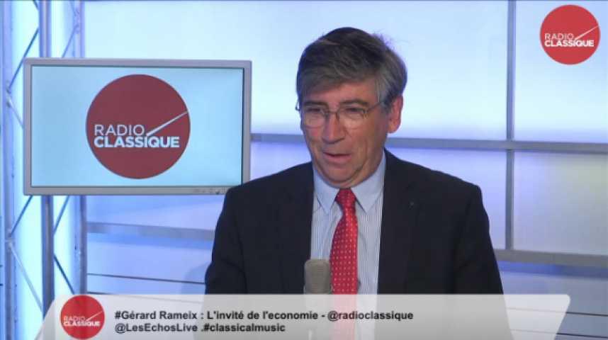 Illustration pour la vidéo Gérard Rameix, président de l'Autorité des Marchés Financiers