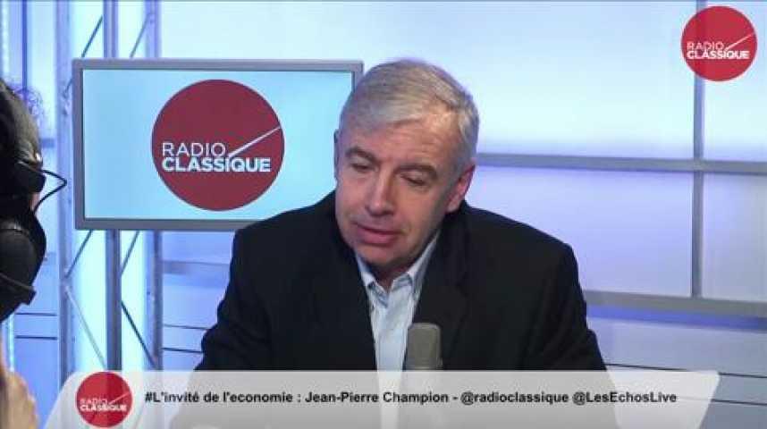 Illustration pour la vidéo Jean-Pierre Champion, directeur général de Krys Group