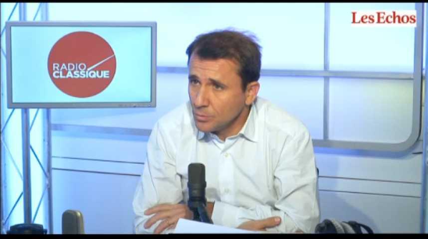 Illustration pour la vidéo Thibault Lanxade, président du pôle Entrepreneuriat et croissance du Medef