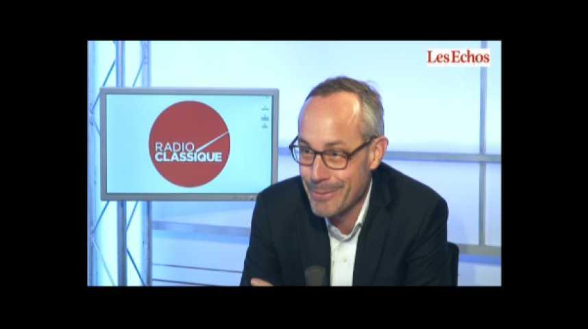 Illustration pour la vidéo Romain Voog, président Amazon France