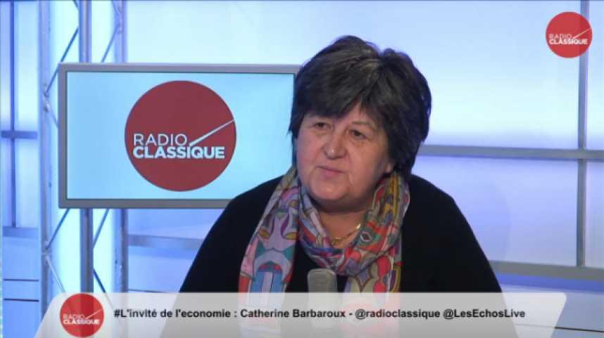 Illustration pour la vidéo Catherine Barbaroux, Présidente de l'Association pour le droit à l'initiative économique (ADIE)