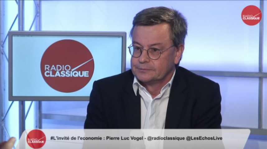 Illustration pour la vidéo Pierre Luc Vogel, Président du Conseil supérieur du notariat (CSN)