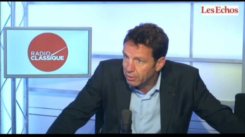 Illustration pour la vidéo Geoffroy Roux de Bézieux, vice-Président du Medef
