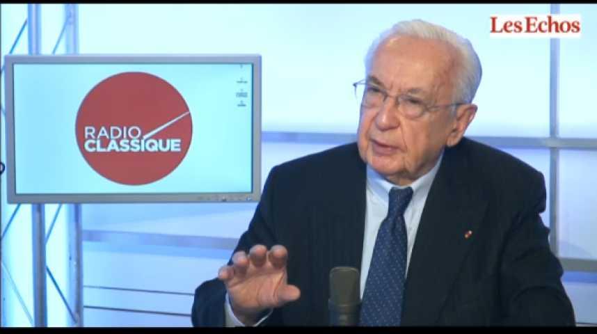 Illustration pour la vidéo Jacques de Larosière, ancien PDG du FMI et président d'Eurofi