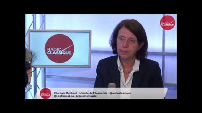 Illustration pour la vidéo Barbara Dalibard, Directrice générale de SNCF-Voyageurs
