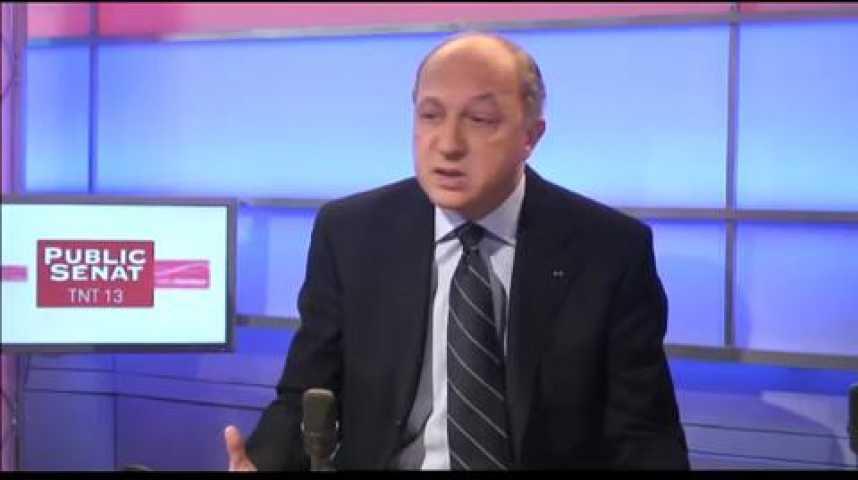 Illustration pour la vidéo Laurent Fabius
