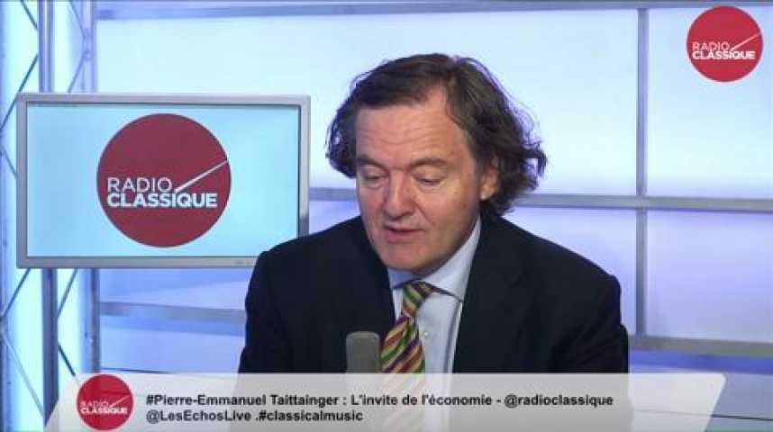 Illustration pour la vidéo Pierre-Emmanuel Taittinger, président de la maison Champagne Taittinger