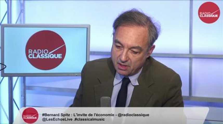 Illustration pour la vidéo Bernard Spitz, président de la Fédération française des sociétés d'assurances