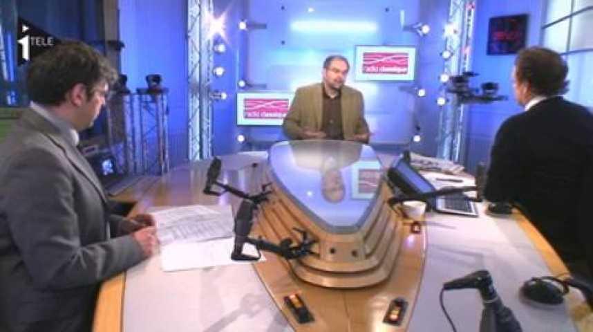 Illustration pour la vidéo François Chérèque était l'invité de Guillaume Durand et Michael Darmon