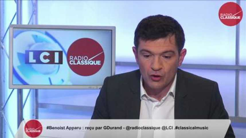 """Illustration pour la vidéo Benoist Apparu : """"Je ne considère pas que François Hollande est un nul. Ne le sous-estimons pas en 2017."""""""