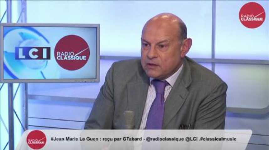 Illustration pour la vidéo Jean-Marie Le Guen, Les frondeurs à l'Assemblée : « Il y a une volonté d'être plus positifs. »