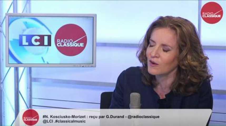 """Illustration pour la vidéo Nathalie Kosciusko-Morizet : """"Il faut des genres d'Ellis Island aux portes de l'Europe"""""""