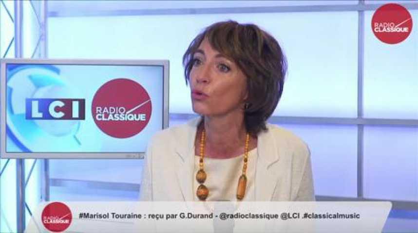 Illustration pour la vidéo Marisol Touraine, Ministre des Affaires Sociales , de la Santé et des Droits des femmes