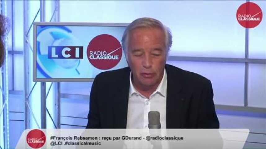 """Illustration pour la vidéo François Rebsamen: """"Macron évoque le Code du Travail, mais c'est le Ministère du Travail qui s'en occupe et on ne va pas le réécrire."""""""