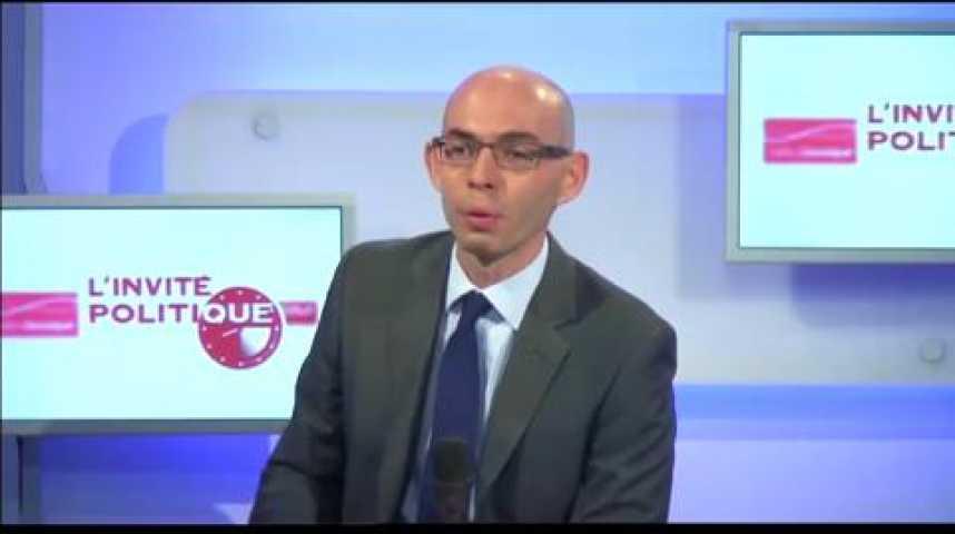 Illustration pour la vidéo L'invité politique : Michel Sapin (PS)