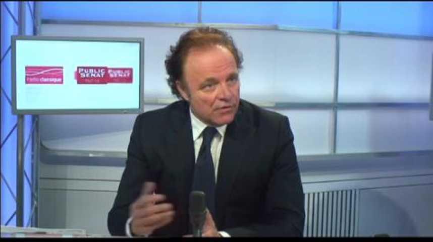 Illustration pour la vidéo L'invité politique : Xavier Bertrand (UMP)