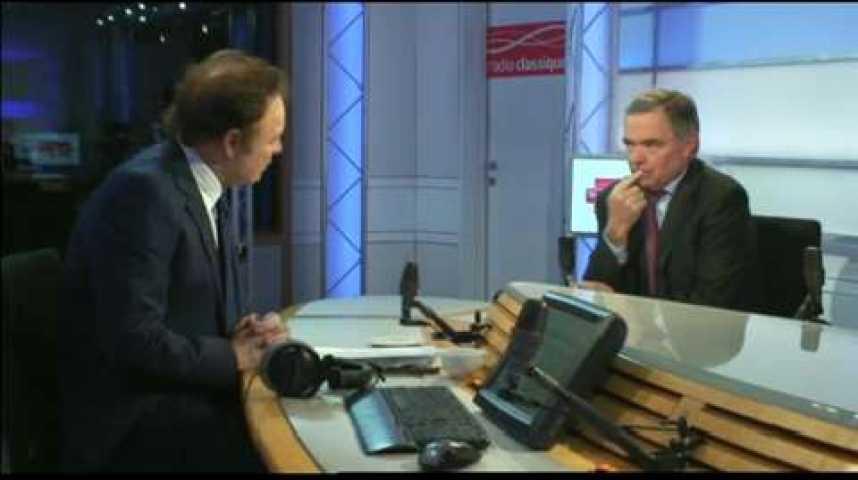 Illustration pour la vidéo L'invité politique : Bernard Accoyer (UMP)