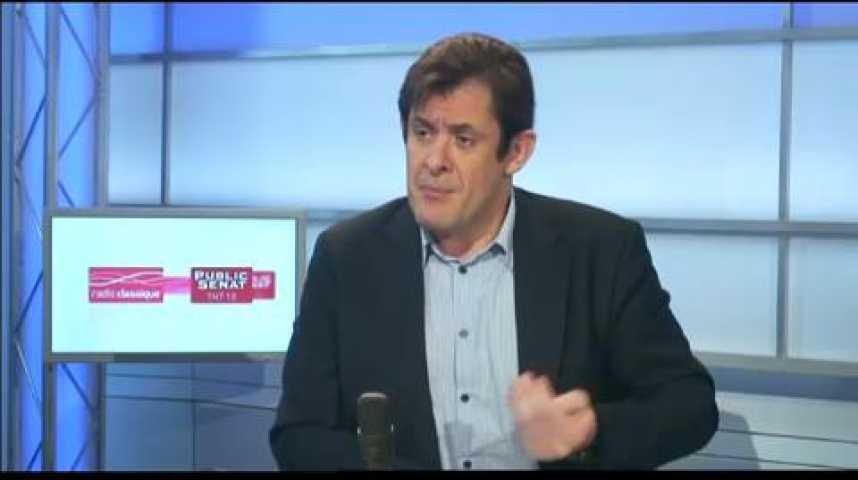 Illustration pour la vidéo L'invité politique : François Kalfon (PS)