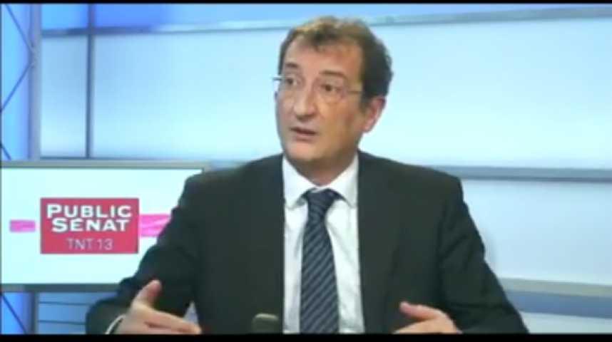 Illustration pour la vidéo L'invité politique : François Lamy, Ministre délégué chargé de la Ville (PS)