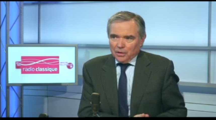Illustration pour la vidéo L'invité politique : Bernard Accoyer, député de Haute-Savoie (UMP)