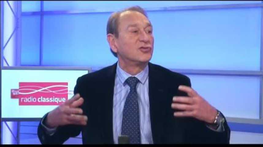 Illustration pour la vidéo L'invité politique : Bertrand Delanoë, Maire de Paris (PS)